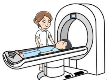 放射線部CTみたいな検査イラスト